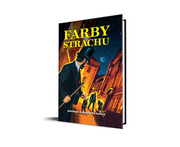 Kolektív autorov: Farby strachu