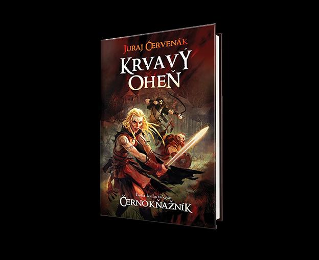 Juraj Červenák: Černokňažník: Krvavý oheň