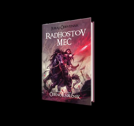Juraj Červenák: Černokňažník: Radhostov meč