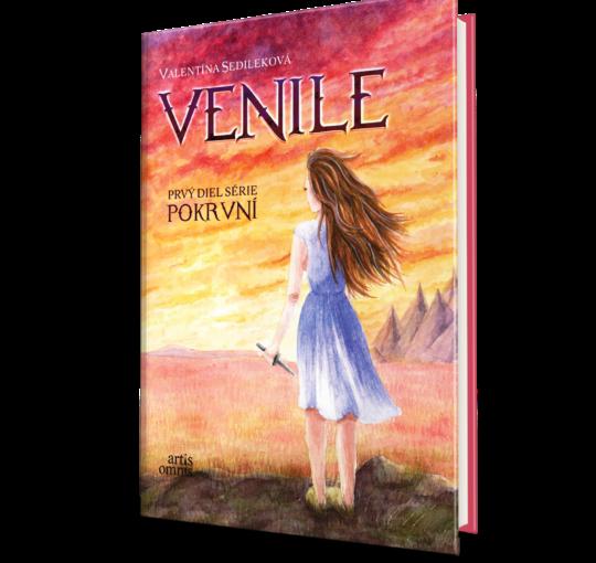 Valentína Sedileková: Venile, prvý diel série Pokrvní