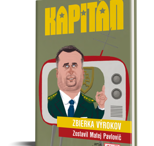 Matej Pavlovič: Kapitán