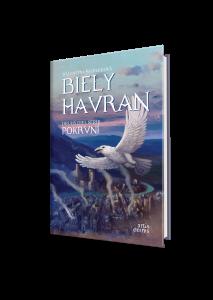 Valeltína Sedileková: Biely Havran, Artis Omnis vydavateľstvo
