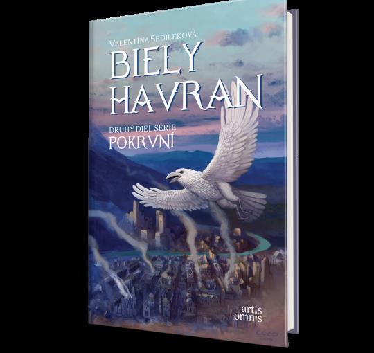 Valentína Sedileková: Biely Havran