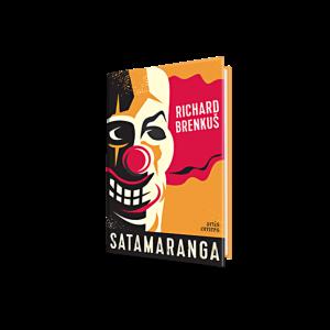 Richard Brenkuš: Satamaranga_obálka_3D