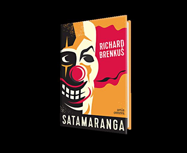 Richard Brenkuš: Satamaranga