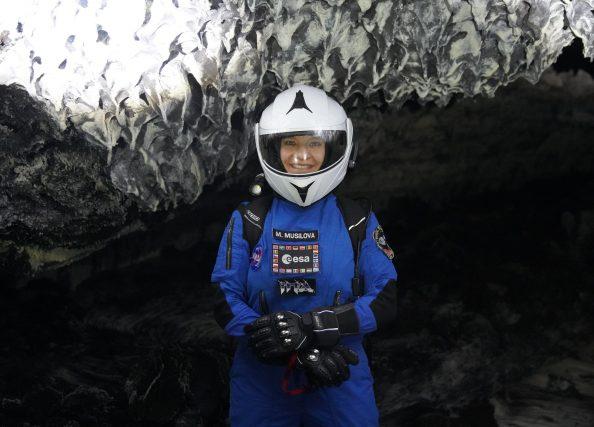 Žena z Marsu prichádza