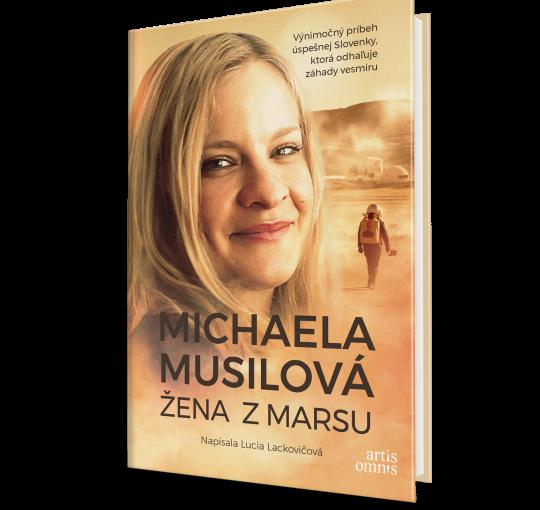 Michaela Musilová, Lucia Lackovičová : Žena z Marsu