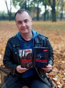 Juraj Thal, autor kníh z vydavateľstva Artis Omnis Nenávisť a Dom na kopci