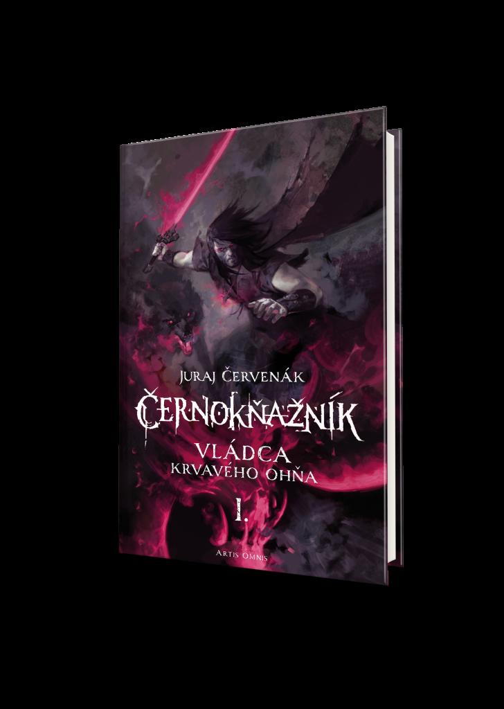 Juraj Červenák: Vládca Krvavého ohňa