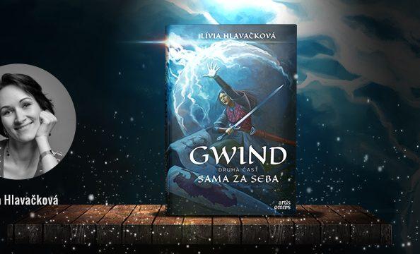 Lívia Hlavačková: Sama za seba (GWIND II) – Ukážka
