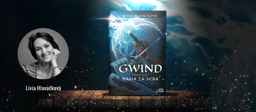 Lívia Hlavačková: Sama za seba (GWIND II) - Ukážka